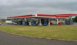 Exeter Service Station